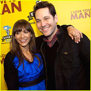 Rashida Jones to Paul Rudd: I Love You, Man!