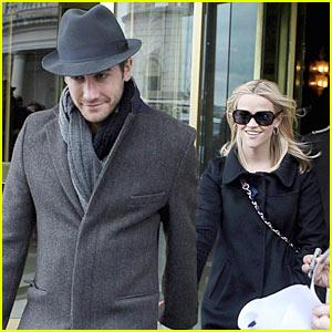 Reese Witherspoon & Jake Gyllenhaal: Flore Flirts
