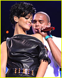 Rihanna and Chris Brown Are Back In LA