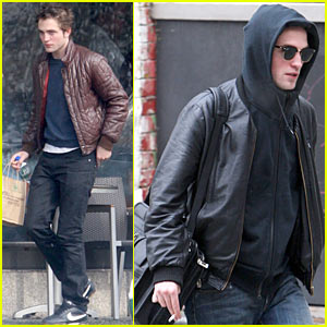 Robert Pattinson is Smoking Hot