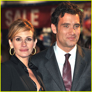 Julia Roberts & Clive Owen: Dynamic Duo!
