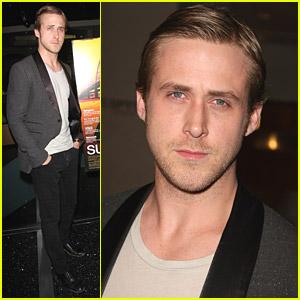 Ryan Gosling Shows No Sugar