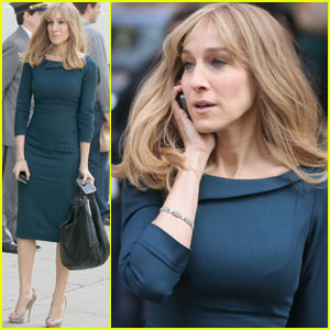 Sarah Jessica Parker: Carrie Has Kids?