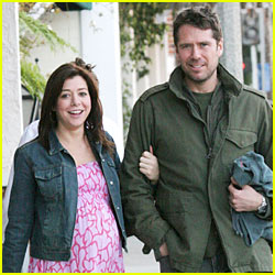 Satyana Denisof: Alyson Hannigan's New Daughter!