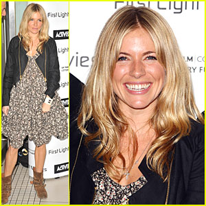 Sienna Miller Finally Sees The Light