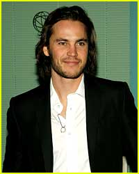Taylor Kitsch is Shirtless Shy