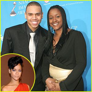 Tina Davis: Chris Brown's Mystery Woman