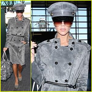 Victoria Beckham Goes Grey