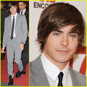 Zac Efron: It Suits Him