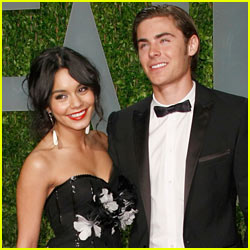Zac Efron &#038; Vanessa Hudgens: Sleeping Beauty Sweet