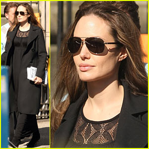 Angelina Jolie: War of Necessity, War of Choice
