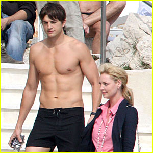 Ashton Kutcher & Katherine Heigl: Killer Couple