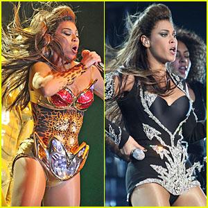 Beyonce: 'I Am...' World Tour Concert Pics!