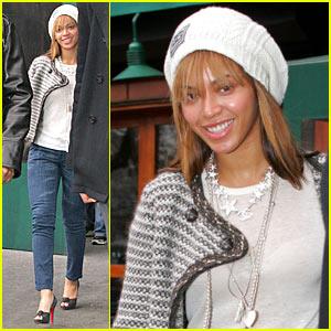 Beyonce & Jay-Z: Bar Pitti People