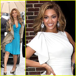 Beyonce is Ruthie Davis Ravishing
