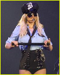 Britney Spears Feels Like She's In Prison