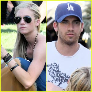 Brittany Snow & Ryan Rottman: Coachella Couple