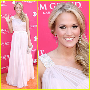 Carrie Underwood -- ACMs 2009