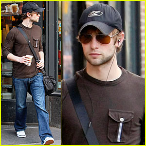 Chace Crawford Hits Twelve