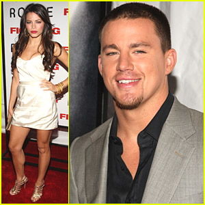 Channing Tatum is a Fashionable Fighter