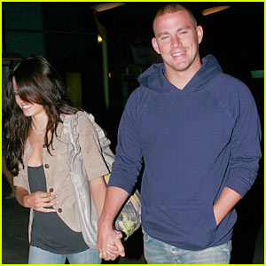 Channing Tatum & Jenna Dewan: Sunset Sweethearts
