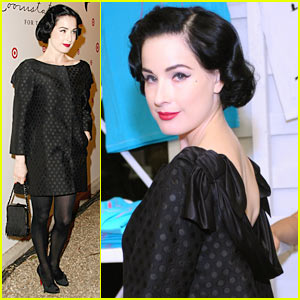 Dita Von Teese is Loomstate Lovely