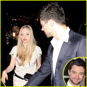 Dominic Cooper & Amanda Seyfried: Gucci Dinner Date