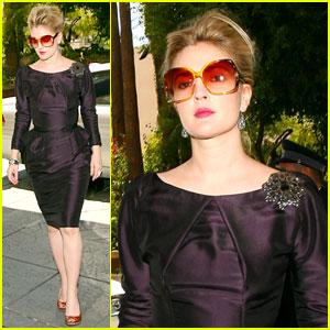 Drew Barrymore is Nina Ricci Regal