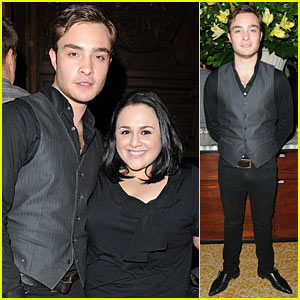 Ed Westwick: Is Anybody There???
