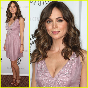 Eliza Dushku Is All Dolled Up