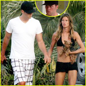 Gisele Bundchen & Tom Brady: Pharmacy Run