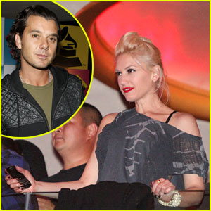 Gwen Stefani is Palladium Pretty