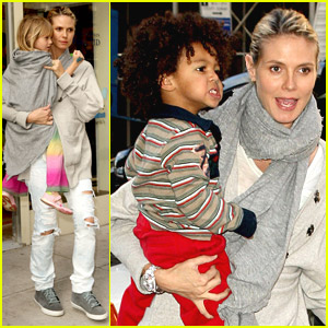 Heidi Klum's Family of Fun