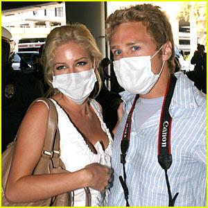 Heidi Montag & Spencer Pratt: Masked Newlyweds