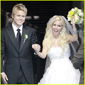 Heidi Montag &#038; Spencer Pratt Tie The Knot!