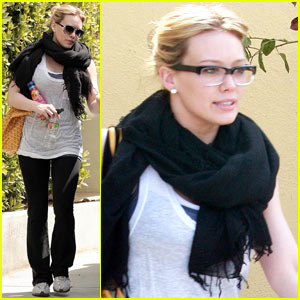 Hilary Duff is Eye Candy