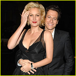 Ioan Gruffudd & Alice Evans Are Expecting!!!