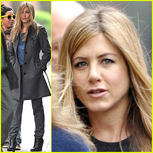 Jennifer Aniston is a Boots Baster