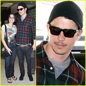 Josh Hartnett Makes It To Miami