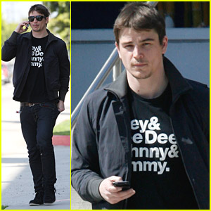 Josh Hartnett Is Released From The Hospital