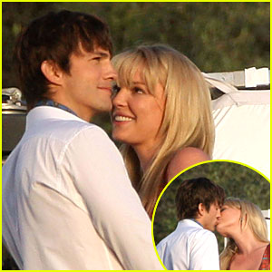 Katherine Heigl Kisses aplusk