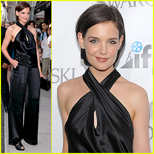 Katie Holmes Hosts Independent Feature Project