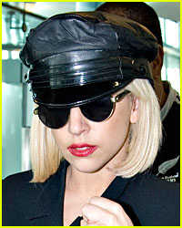 Lady GaGa Has a P-P-Pokerface