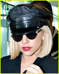 Lady GaGa Has a P-P-Pokerface