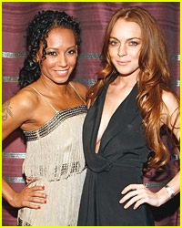Lindsay Lohan Wants To Join The Peepshow