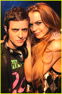 Lindsay Lohan and Samantha Ronson Split