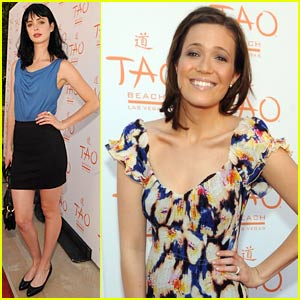 Mandy Moore is Tao Terrific
