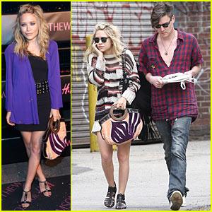 Mary-Kate Olsen & Nate Lowman: Breakfast Buds