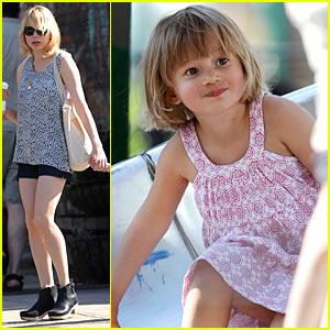 Matilda Ledger is Playground Pretty