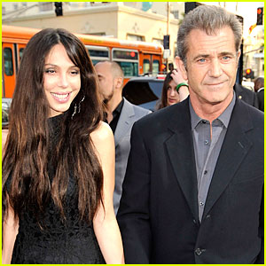 Mel Gibson Goes Public With Girlfriend